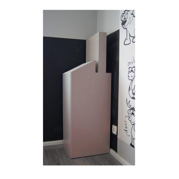 szafa dla dzieci różowa