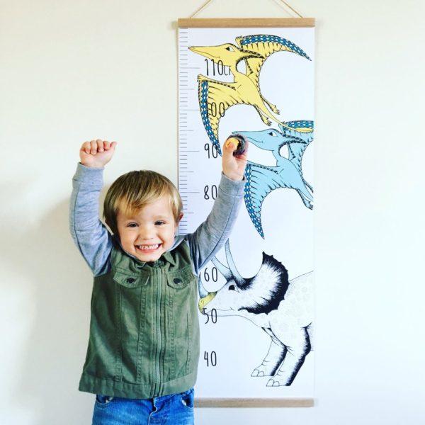 miarka wzrostu dla dziecka